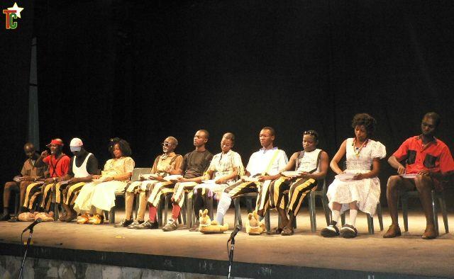 Le Studio Théatre d'Art reprend ses activités à Lomé au Togo
