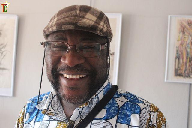 Togo: Le plasticien Sokey Edorh a inventé son propre alphabet pour s'affranchir des silences de l'Histoire