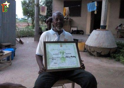 Il faut sauver Ablodévi Eklu-Nattey, le doyen des artistes comédiens togolais