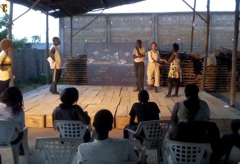 Mutation  et réouverture du Studio Théâtre d'Art de Lomé