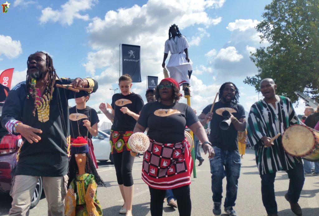 Des spectacles pour un reg'art sur l'Afrique à la Ferté-Bernard en France
