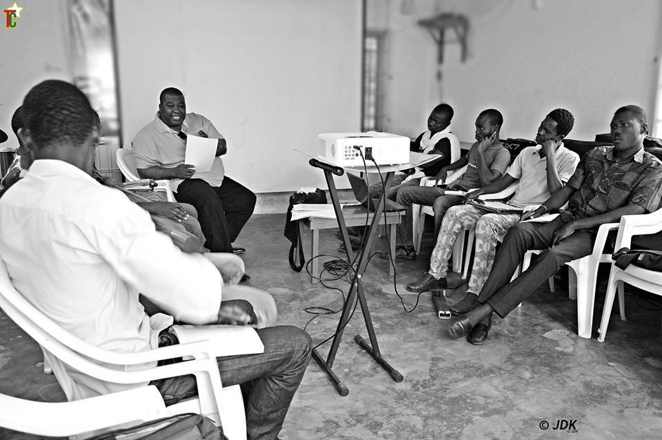 Le concert- party au Togo et le théâtre de Bertolt Brecht : atelier animé par Kangni Alem