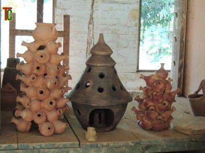 Centre artisanal de Kpalimé Poterie Photo Gaëtan Noussouglo