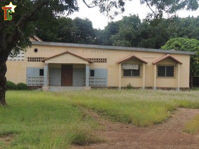 Centre culturel de Blitta au Togo Photo: Cyriaque Noussouglo