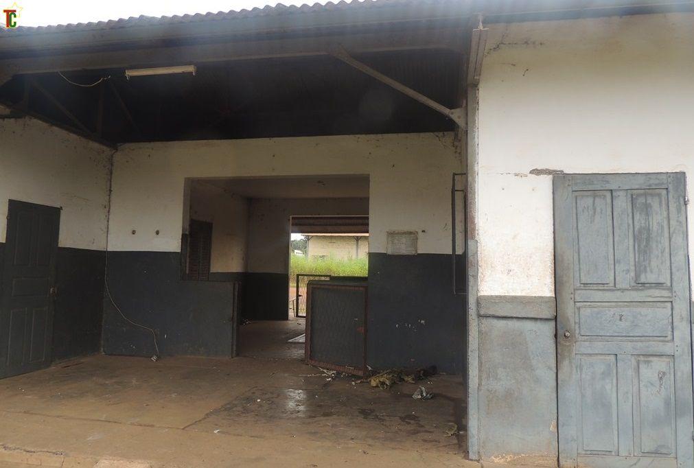 Togo Blitta: De l'ancienne gare au futur «port-sec»