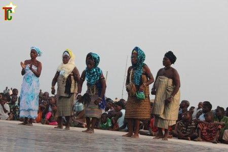 Festival des Divinités Noires à Aného Photo Gaëtan Noussouglo