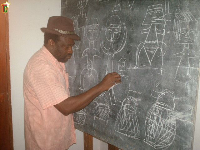 Togo Artisanat d'art : Innover en créant et en pratiquant des formes nouvelles.