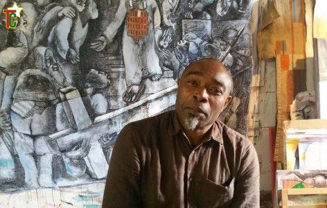 Yao Metsoko expose à la Galerie Goldenberg à Paris et au Novotel Ibis à Cotonou