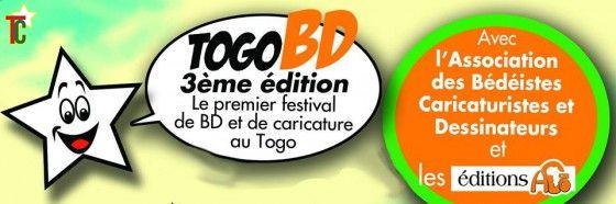 3e Festival de BD au Togo