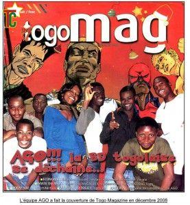 Togo: AGO la bande dessinée se déchaine