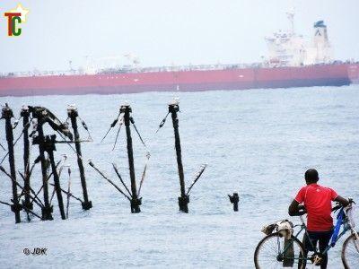 Togo: Le Wharf de Lomé va- t-il bientôt disparaitre ?