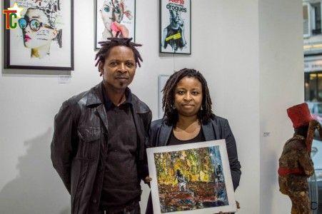 Togo – France : Exposition  Regard (s)émoi de Cori&Art