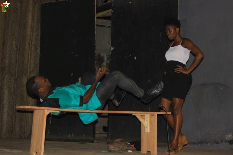 Togo: Théâtre -La République des slips  pour une société en crise !