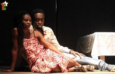 Théâtre: Deux crocodiles de Joël Ajavon les 19, 23 et 30 mars 2016 à Lomé