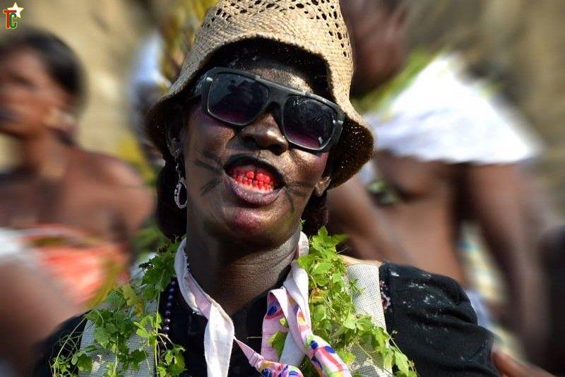 Jacques Do Kokou, photogaphe sur le chemin du Vodoun