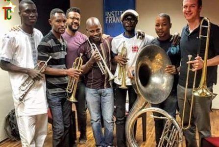 Ateliers d'échanges musicaux – Jazz & Afro-traditions avec l'Ambassade des USA (Mars 2016)