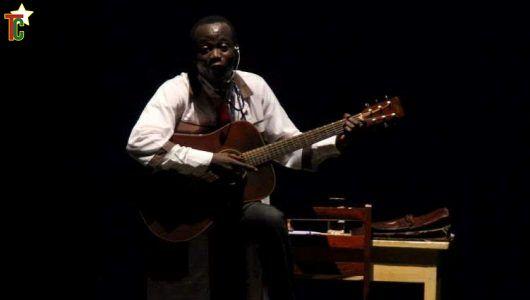 Humour: Dr Mélanger au Goethe Institut de Lomé le 19 mai 2016