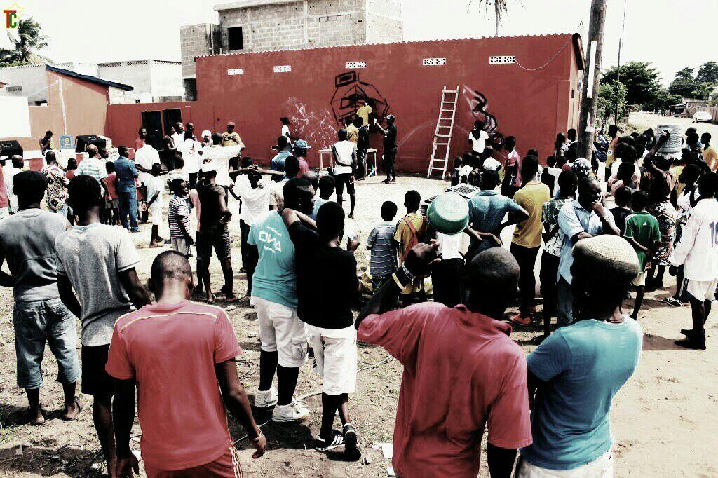 Togo Festival de musique:Yao Bobby et son Festival des enchainés