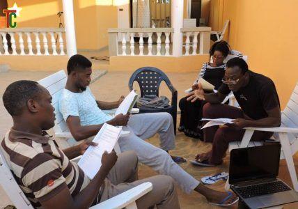 Théâtre: Eka Tutu de Rodrigue Norman à la Maison des Artistes de Baguida