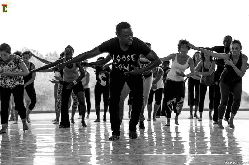 Togo: Raouf Tchakondo, l'homme qui adore les danses géométriques