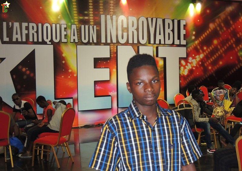 Participation du Togo à l'émission L'Afrique a un Incroyable Talent à Abidjan