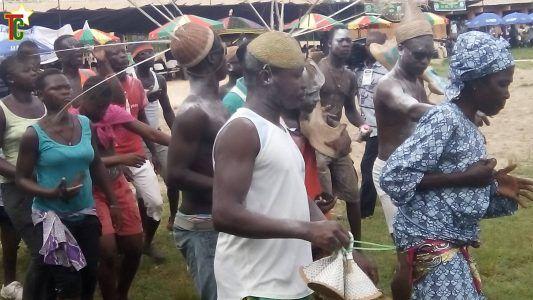 Les evala en Pays Kabye Photo: Jean Florentin Ogbona