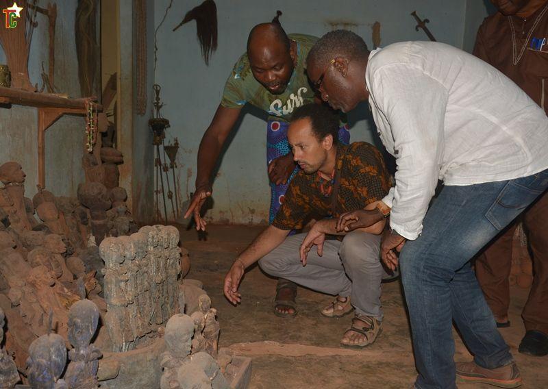 Fondation Voodoo To Go : célébrer la mémoire des ancêtres à travers des actions artistiques et touristiques en Europe, au Togo et au Bénin
