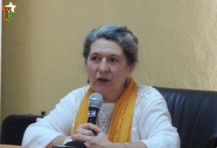 Mme Carmen Moral-Suárez,  Coordonnatrice générale de la Coalition pour la diversité culturelle du Canada (CDC - Canada)