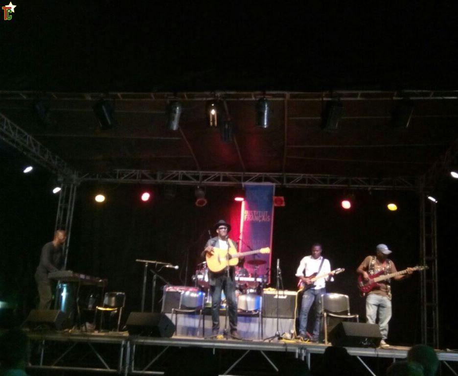 Jimi Hope en concert à Lomé : Quand le blues renoue avec ses racines africaines