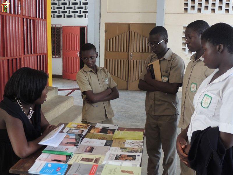La Caravane littéraire 2017 à l'assaut du Togo profond : Célébrer la créativité et insister sur le poids économique de la culture