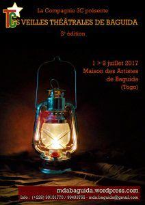 Deuxième édition des Veilles Théâtrales de Baguida