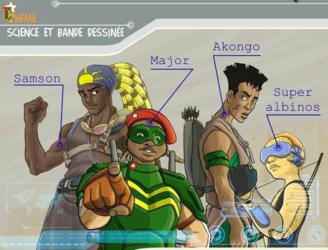 Le Togo à la recherche de son Super-Héros