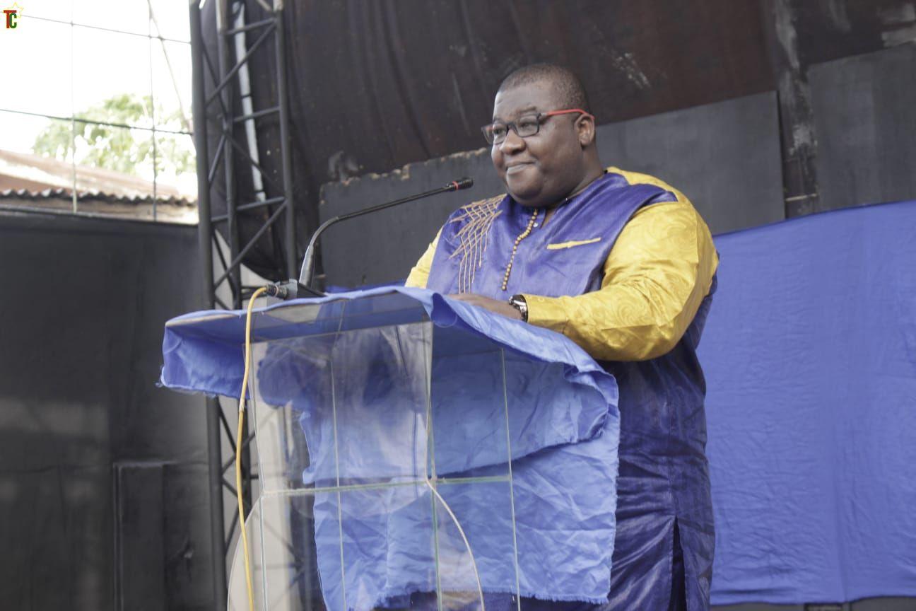 Ouverture officielle de la 12e édition du Festival Filbleu à Lomé