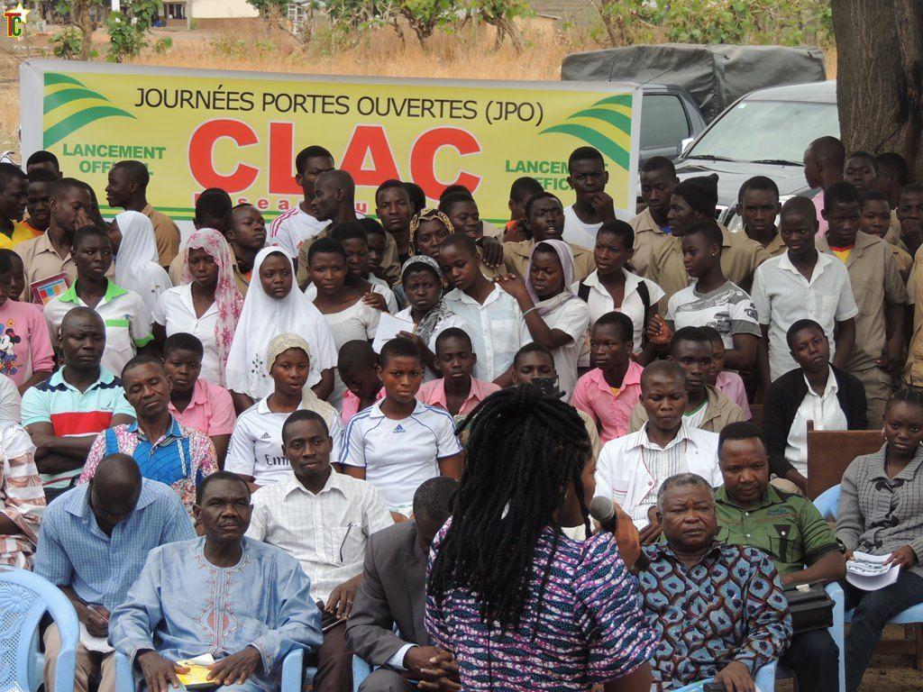 Les CLAC au cœur du développement culturel des villes du Togo
