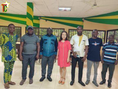 Le CENALAC, à l'écoute des attentes culturelles des villes du Togo